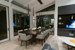 Lo Custom Dining Suspension