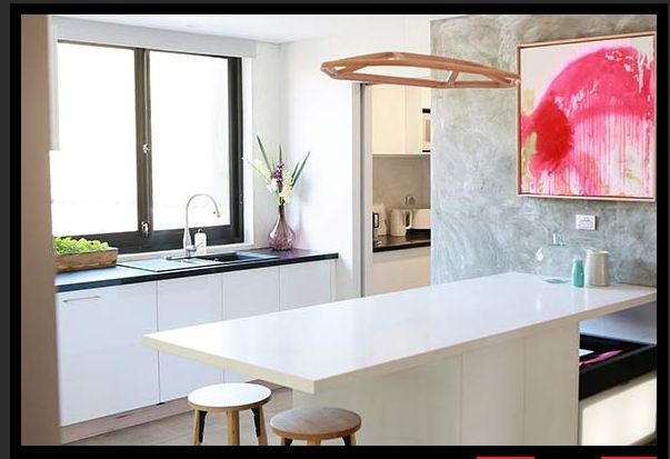 Featured in Matt and Kim's Kitchen on #TheBlock http://www.customlighting.com.au/product?product=ISG+AKI+S&q=aki